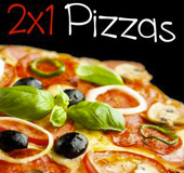 2x1 Pizza Almunecar